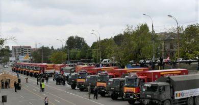 Foto Румыния предоставила материальную помощь на 3,5 млн евро Республике Молдова для поддержки в борьбе с эпидемией COVID-19 2 20.09.2021