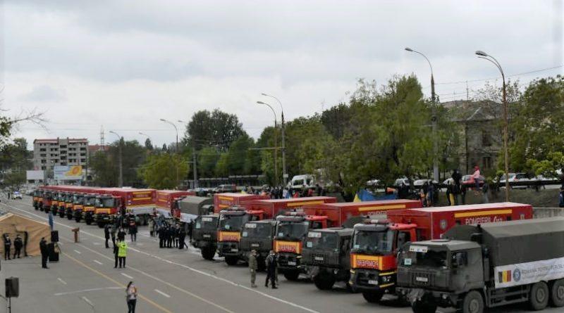 Foto Румыния предоставила материальную помощь на 3,5 млн евро Республике Молдова для поддержки в борьбе с эпидемией COVID-19 1 14.06.2021