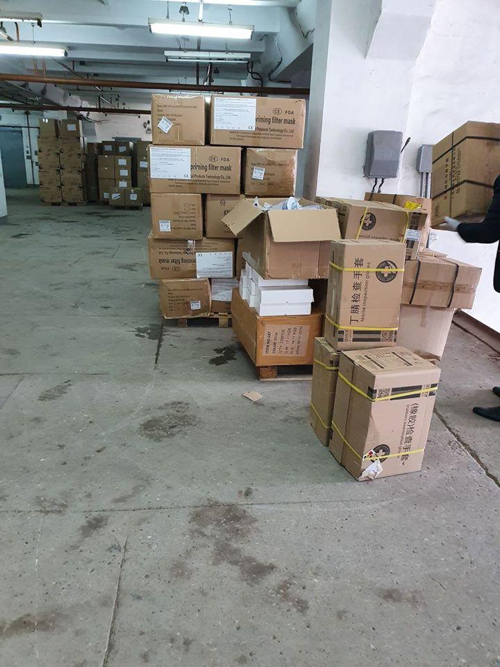 Foto /FOTO/ Cinci spitale din nordul Moldovei au primit deja ajutoare umanitare din partea României 2 16.06.2021
