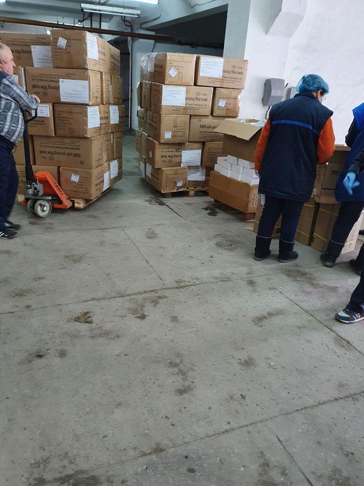 Foto /FOTO/ Cinci spitale din nordul Moldovei au primit deja ajutoare umanitare din partea României 3 16.06.2021
