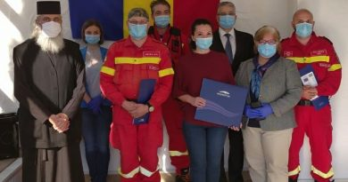 Mesajul Consulatului General al României la Bălți pentru medicii români care au activat în spitalul din oraș