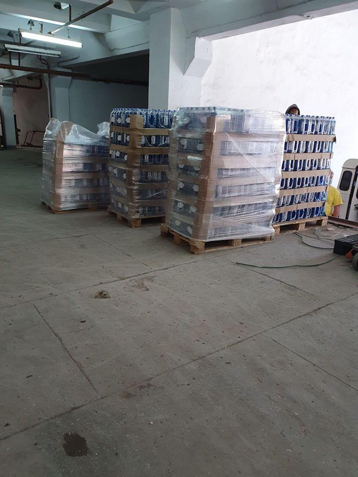 Foto /FOTO/ Cinci spitale din nordul Moldovei au primit deja ajutoare umanitare din partea României 7 16.06.2021