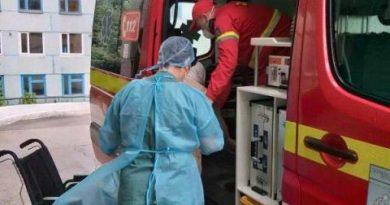 O altă intervenție SMURD la Bălți
