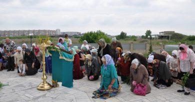С воскресенья в церквях  Молдовы будут  проводиться службы на открытом воздухе