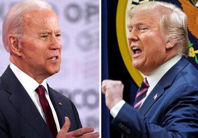 Кандидат в президенты США Джо Байден назвал дураком действующего американского президента Дональда Трампа