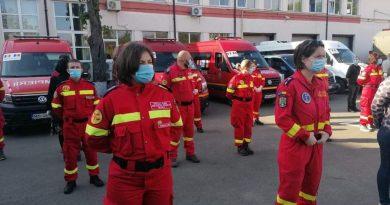 Patru medici din România au ajuns la Bălți pentru a ajuta doctorii locali să trateze pacienții de coronavirus