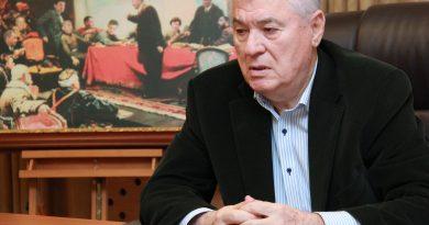 Foto Лидер коммунистов Владимир Воронин готов осенью заявить о своей отставке 3 23.06.2021