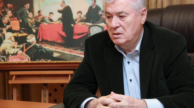 Лидер коммунистов Владимир Воронин готов  осенью заявить о своей отставке