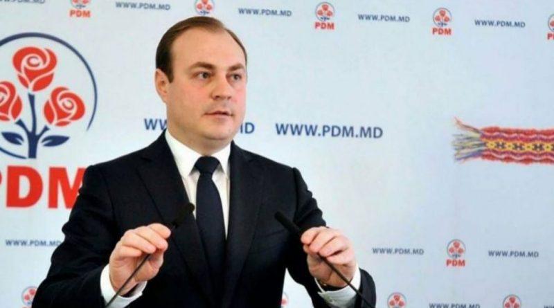 Foto Deputatul PDM, Eugeniu Nichiforciuc, s-a infectat cu noul tip de coronavirus 1 14.06.2021