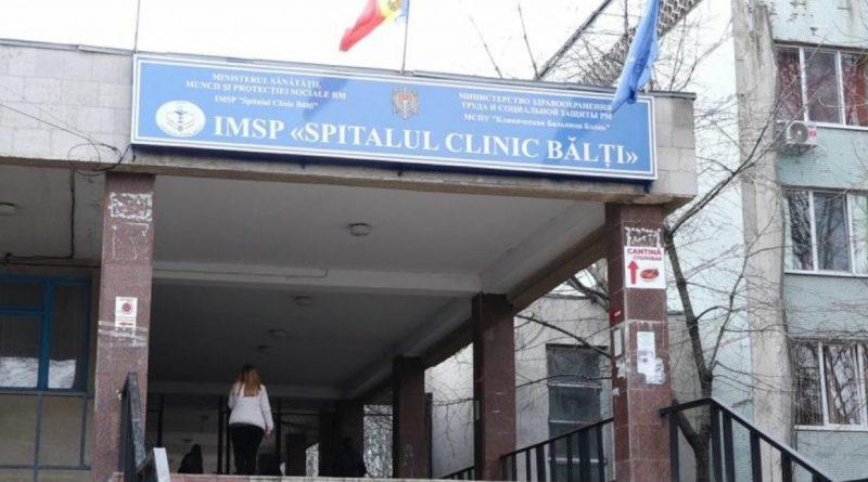 Pacienții cu COVID-19 din centrul de plasament din Bădiceni, care întrunesc criteriile de spitalizare sunt tratați la Spitalul Clinic Bălți