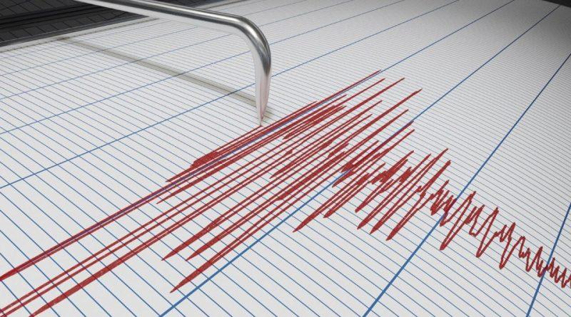 Землетрясение магнитудой 3,9 балла произошло в ночь с субботы на воскресенье