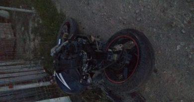 /FOTO/ Accident la Sângerei. Doi tineri au ajuns la spital 2 17.04.2021