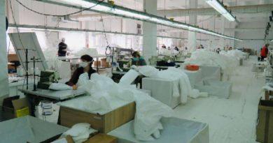 Două companii din nordul țării în urma reprofilării produc echipamente de protecție pentru instituțiile medicale