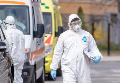 Număr record de cazuri de infectare cu noul coronavirus la Bălți