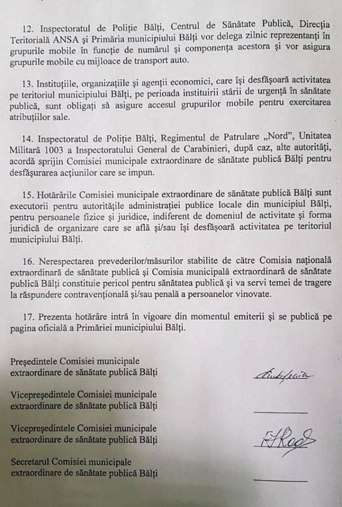 Foto Бельцкие власти идут на конфликт с центральными властями: местная комиссия принимает решение открыть рынки с 19 мая 4 24.07.2021