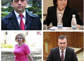 Încă patru deputați din PDM au părăsit fracțiunea