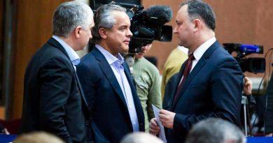 Президент И.Додон: Из аэропорта Плахотнюк сразу поедет в тюрьму! 2 14.04.2021