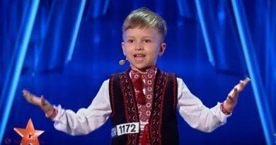 """Un copil din Chișinău a câștigat premiul de originalitate la """"Românii au Talent"""""""