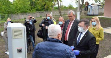 La Cuhureștii de Sus și Cuhureștii de Jos a fost construit un sistem de apeduct 1 12.05.2021