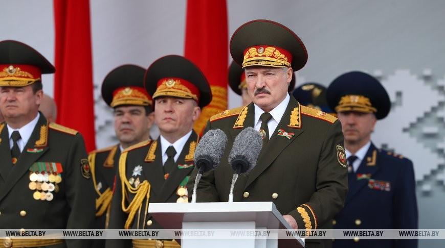 Foto 9 мая в Минске прошел военный парад по случаю Дня победы 2 25.07.2021