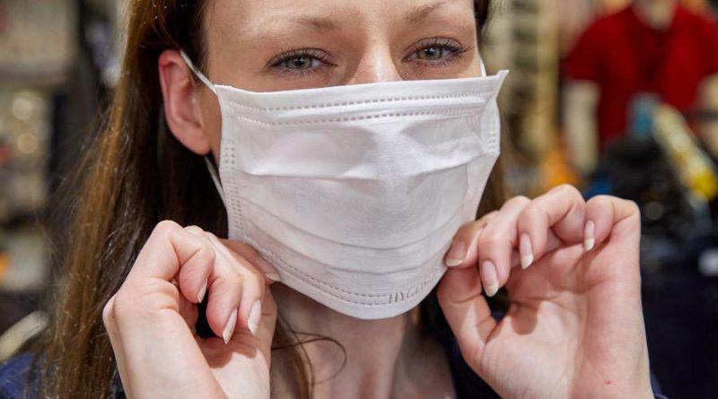 В Кишиневе с завтрашнего дня, 7 мая, во всех торговых помещениях, аптеках, ношение средств защиты рта и носа является обязательным 1 12.05.2021