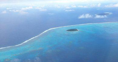 Землетрясение магнитудой 5,6 произошло в Тихом океане, у берегов Самоа 3 15.05.2021