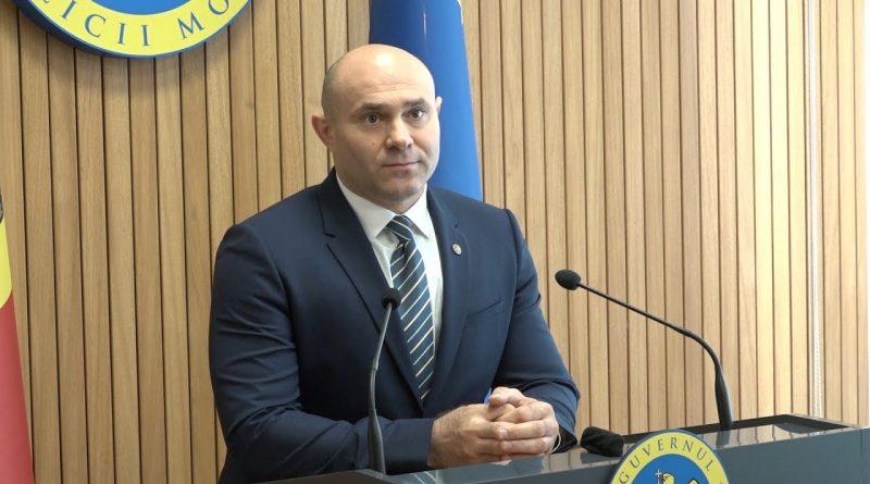 Ministerul Afacerilor Interne, Pavel Voicu, s-a tratat de COVID-19