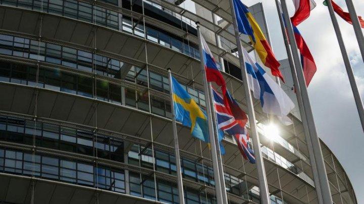 Parlamentul European transformat în centru de testare pentru cazurile de COVID-19 1 17.05.2021