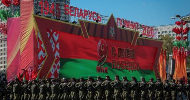 Foto 9 мая в Минске прошел военный парад по случаю Дня победы 4 18.09.2021