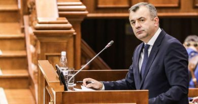 Foto Заявления премьер-министра Иона Кику и румынских депутатов вызвали дипломатический скандал между Молдовой и Румынией 4 21.06.2021
