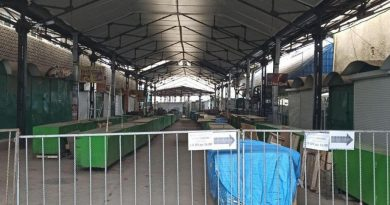 В Бэлць и Кишиневе рынки и торговые центры могут остаться закрытыми до 30 июня 5 12.04.2021