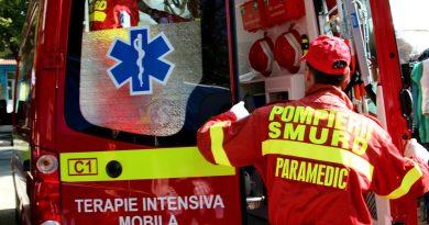 Intervenție SMURD la Bălți. Două persoane au fost transportate la Chișinău 4 12.04.2021