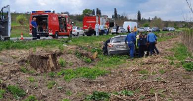 Смертельное ДТП: 32-летний автомобилист у села Тэтэрешты при обгоне выехал на встречную и врезался в другой автомобиль 4 14.04.2021