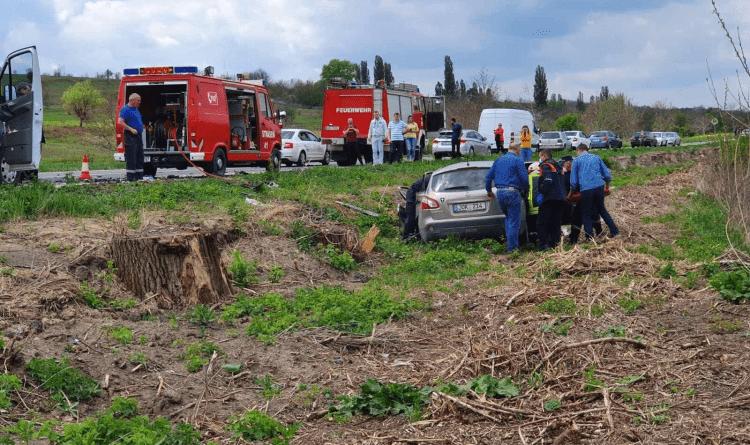 Foto Смертельное ДТП: 32-летний автомобилист у села Тэтэрешты при обгоне выехал на встречную и врезался в другой автомобиль 1 16.06.2021