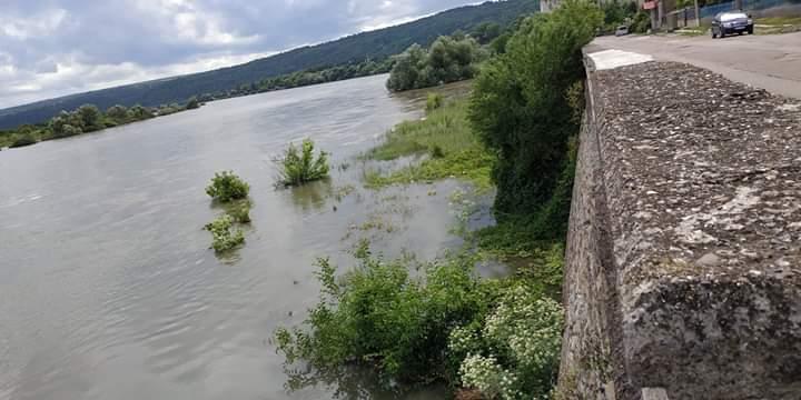 Inundații în nordul țării 2 17.04.2021
