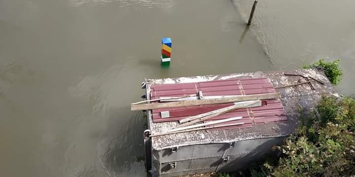Inundații în nordul țării 3 17.04.2021