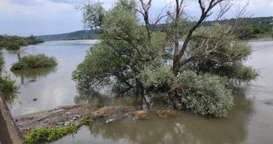 Inundații în nordul țării 1 18.04.2021