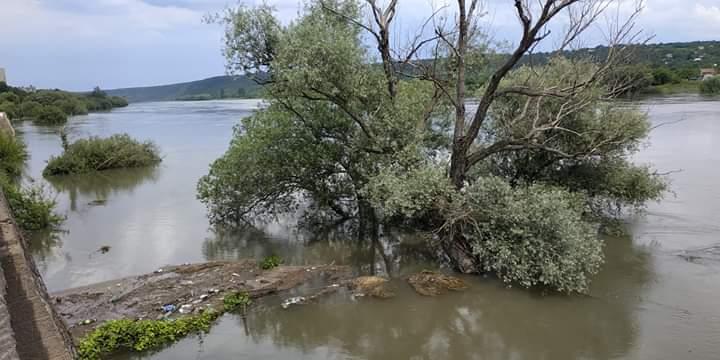 Inundații în nordul țării 1 17.04.2021