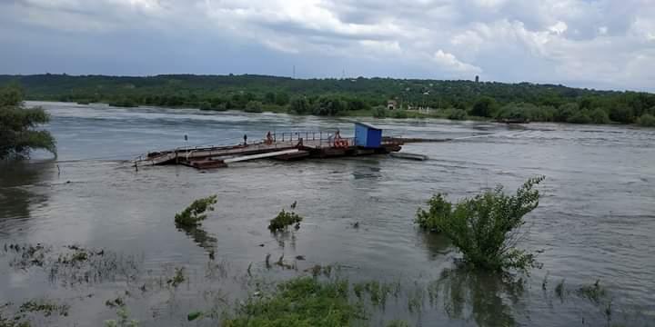 Inundații în nordul țării 5 17.04.2021
