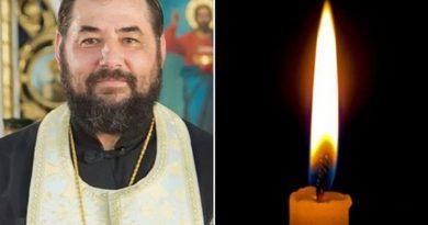 Un preot din raionul Ocnița a murit de COVID-19