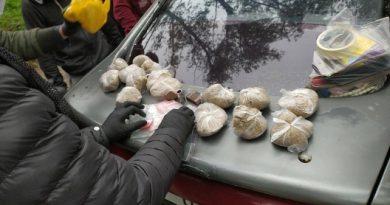 /VIDEO/ Patru persoane din Bălți vindeau droguri pe Telegram
