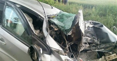 /FOTO/ Grav accident în satul Târnova. O persoană a decedat