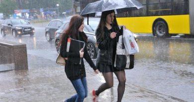 Foto Сегодня до 22:00 ожидаются дожди с грозами, местами с градом и усилением шквалистого ветра 2 01.08.2021