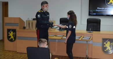 Foto De ziua lor, premiați cu diplome din partea șefului Poliției Naționale 1 25.07.2021