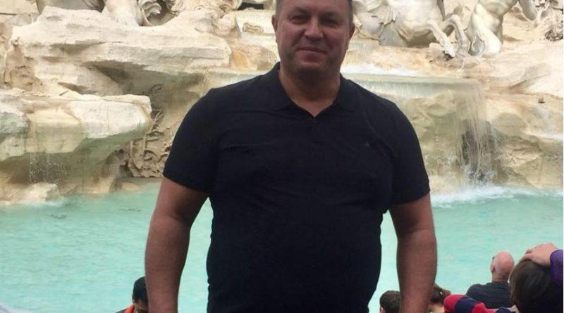 Foto Сергей Ватрич - новый комиссар инспектората полиции Сынжерей 1 24.07.2021