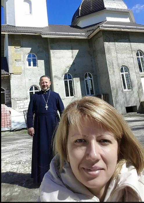 Foto Бельцкий депутат Арина Спэтару заразилась Covid-19 2 29.07.2021