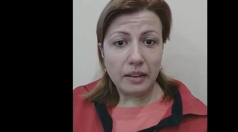 Foto Бельцкий депутат Арина Спэтару заразилась Covid-19 1 29.07.2021
