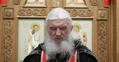 В России завели административное дело на отрицавшего COVID-19 схиигумена Сергия 4 17.04.2021