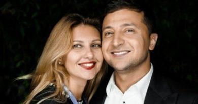 Foto Супруга президента Украины Владимира Зеленского заразилась коронавирусом 3 22.09.2021