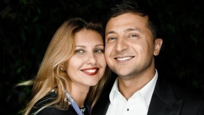 Foto Супруга президента Украины Владимира Зеленского заразилась коронавирусом 1 23.06.2021